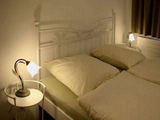 Schlafzimmer Im Kleinen Wächterhaus In Pillnitz