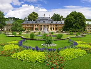 The Pleasure Garden at Pillnitz Palace & Park