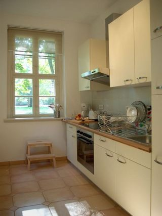 Kitchenette in the »Small Guard House«